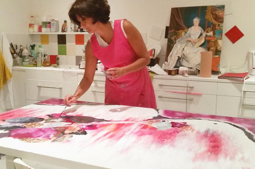 Peinture MA Abstrait